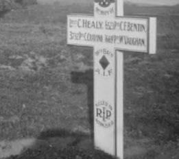 Cecil Healy grave