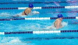 ISL: Lilly King & Kelsey Wog