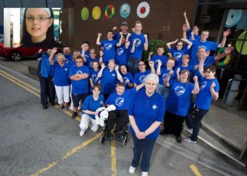 Rhondda Polar Bears disabled swimming club beccaevans