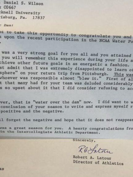bucknell_letter_1977