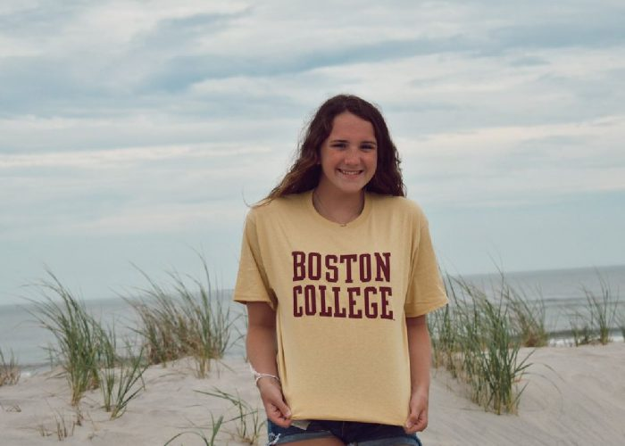 mary kate leonard boston college bc