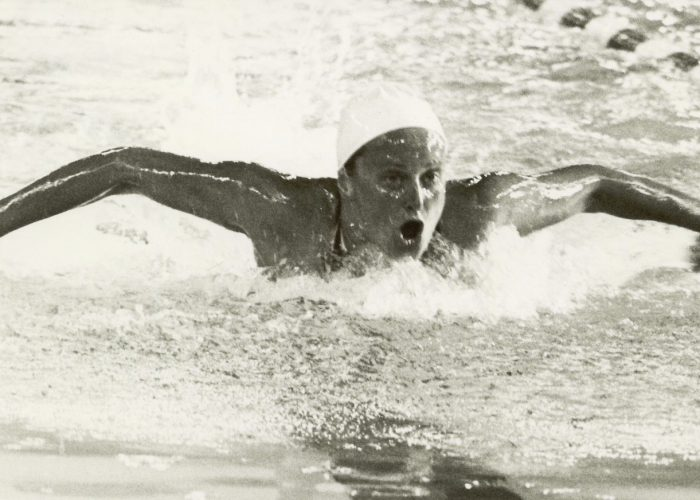 Karen Moe Thornton action-by Swimming WorldCL