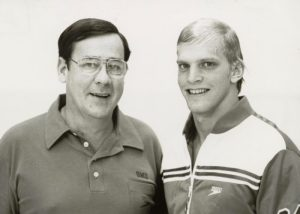 Steve Lundquist, George McMillion, Coach SMU (1)
