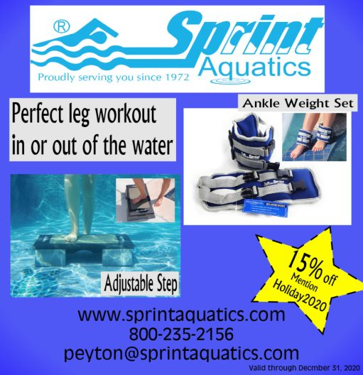 Sprint-Aquatics-Ankle weights Step
