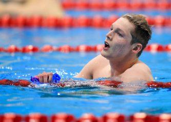 Duncan Scott; 14th April 2021, London Aquatics Centre, London, England ; 2021 British Swimming Selection Trials