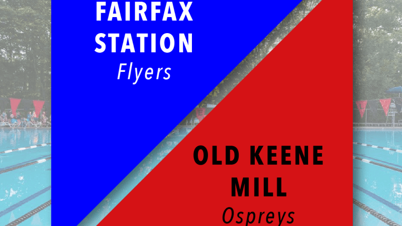 Wk 2 Meet of the Week Preview: Fairfax Station @ Old Keene Mill