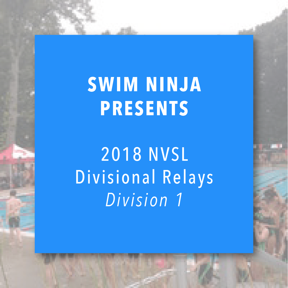 2018 Division 1 Relay Carnival: Mixed Age