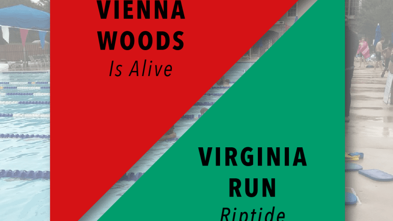 Wk 2 Meet of the Week: Vienna Woods @ Virginia Run