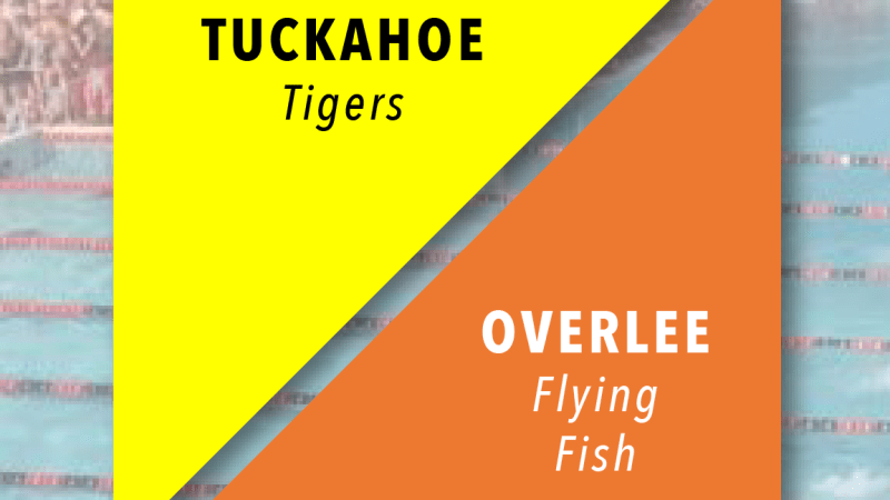 Wk 4 Meet of the Week: Tuckahoe @ Overlee