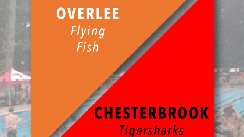 Wk 5 Meet of the Week: Overlee @ Chesterbrook