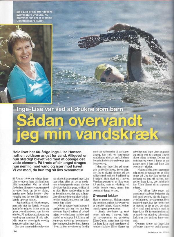 Familiejournalen, 22. juli 2013, side 1