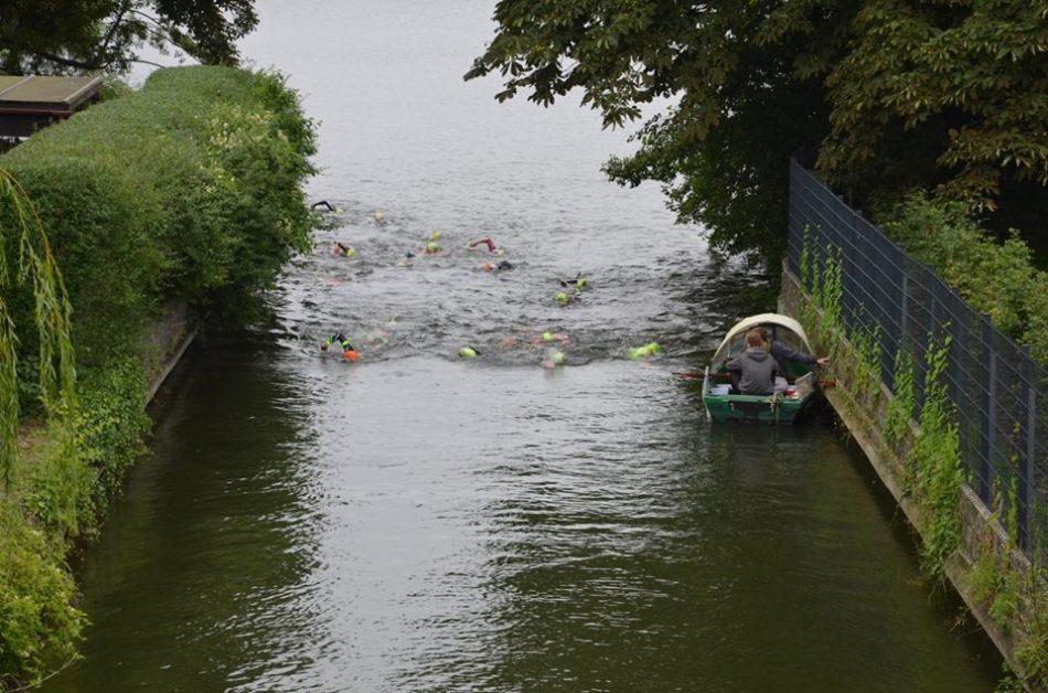 SwimRun Revierguide Ratzeburg - Kanal