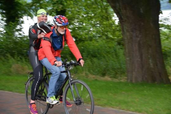 SwimRun Revierguide Ratzeburg - Bike ?