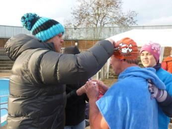 Post Endurance Swimmer Care
