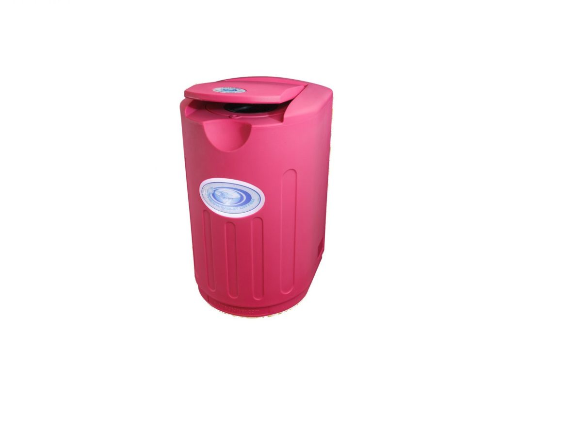 NEXT GENERATION SWIMSUIT DRYER – WALL MOUNTED – HOT PINK