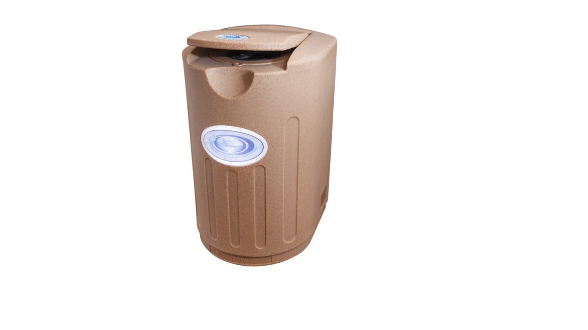 NEXT GENERATION SWIMSUIT DRYER – WALL MOUNTED – SANDSTONE