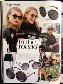Vogue Australia, shot by HB Nam, Issue August 2012