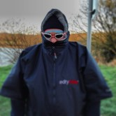 the best bit of kit EVER - a dry robe