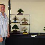 Shohin display Merit Award Andy Jordan