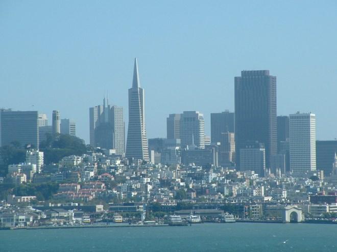 Photograph of San Francisco