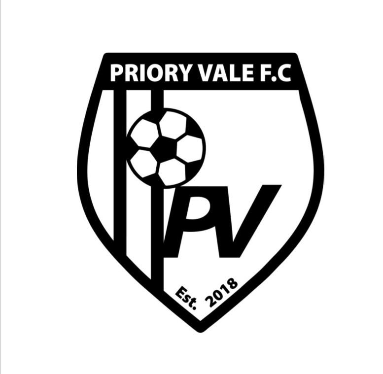 Priory Vale FC Logo