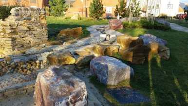 Angel Ridge play area