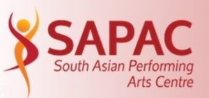 SAPAC logo - South Asian Performing Arts Centre