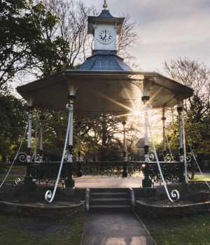 Bandstand Town Gardens 2