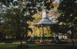 Bandstand Town Gardens 3