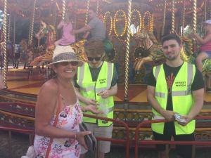me carousel children's fete 2017