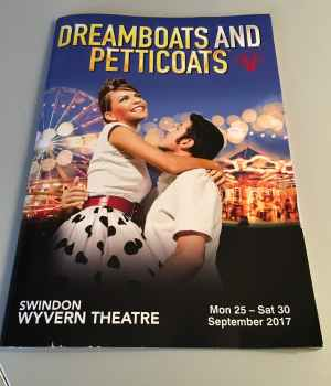 Dreamboats and Petticoats the musical