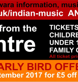 swindon south asian performing arts centre tabla event