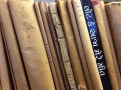 Gujarti books in the library