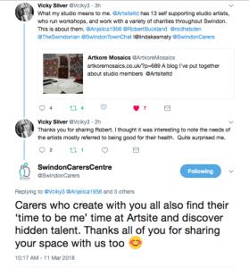 Tweets about artsite