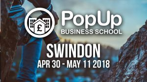 Pop-up Business school comes to Swindon