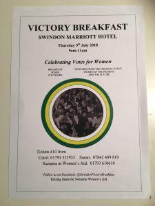Victory Breakfast