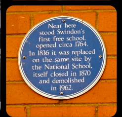 Site of Swindon's Free school