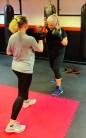 Ladies Boxing Classes Swindon