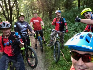 Wednesday GetintoMTB @ Croft Cycle Trail