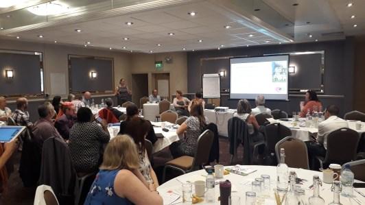 Healthwatch Policy Forum Bristol 2.7.19