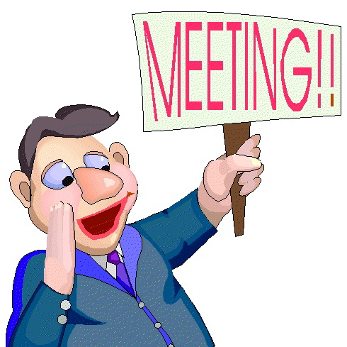 Next Meeting 4th November 2015
