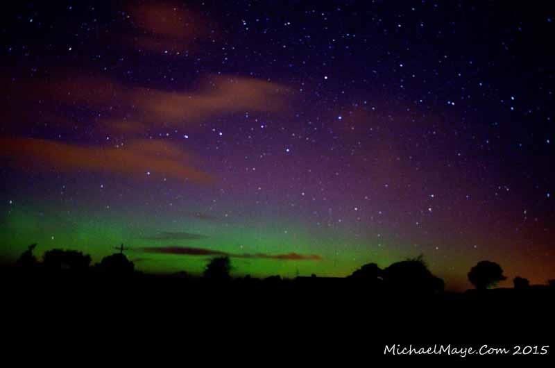 Aurora Alert 6th December