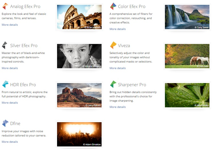 nik photo editing suite now free from google