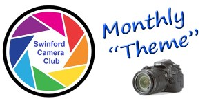 Swinford camera club Monthly theme logo