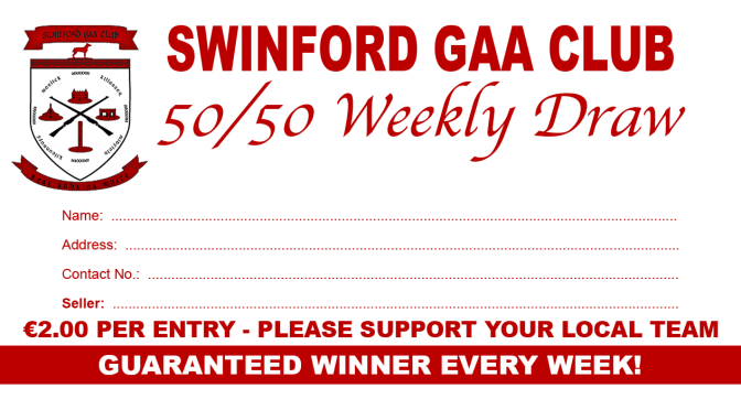 Swinford GAA 50/50