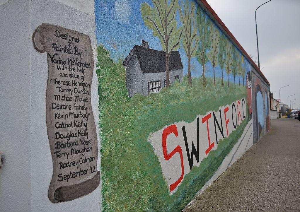 Chapel street mural