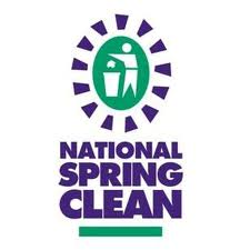 national spring clean logo