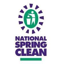 National Spring Clean logo