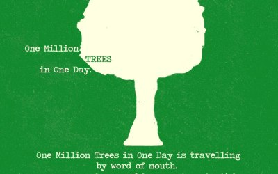 One Million Trees in One Day Project