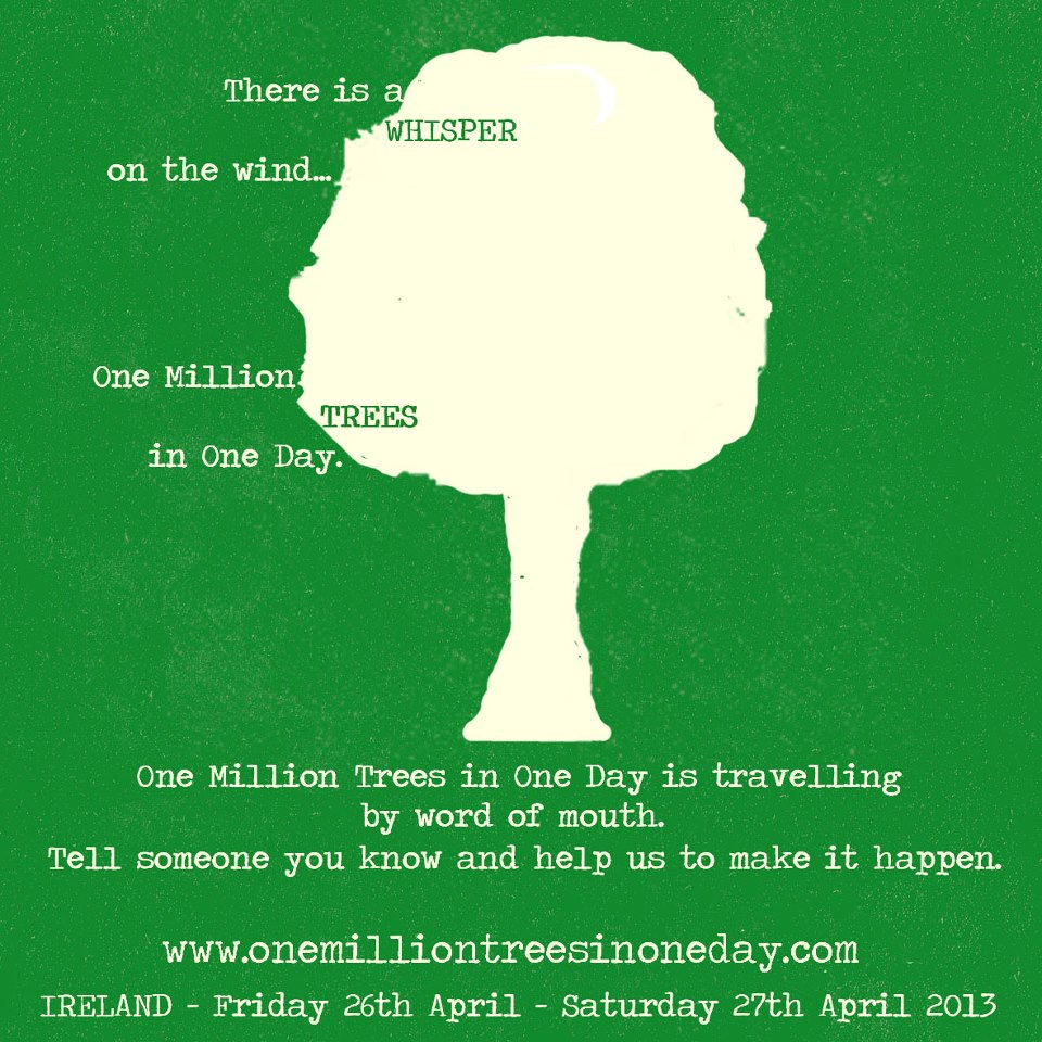 1 million trees in 1 day project